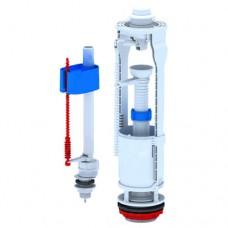 Арматура пластмассовая нижняя  подводка кнопка (С-Пб)