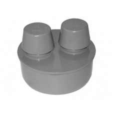 Клапан ПП воздушный Ду-110 (ариатор)