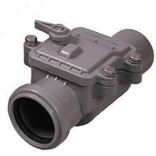 Клапан ПП канализационный обратный Ду-110